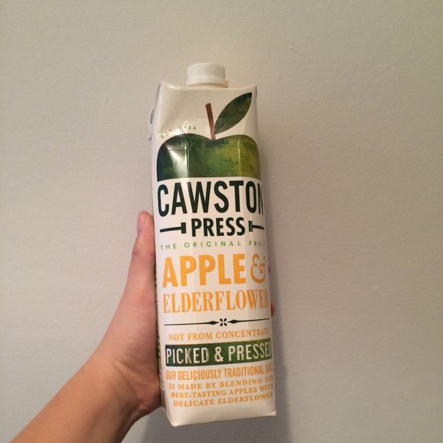 Cawston press apple juice