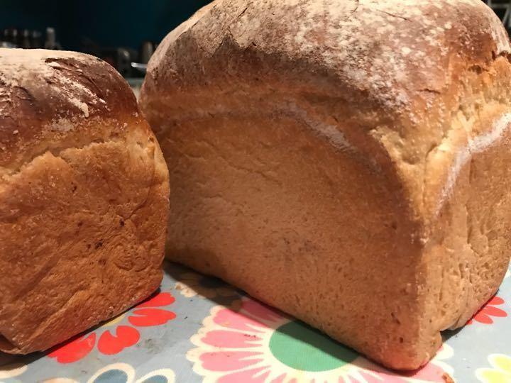Organic White Loaf