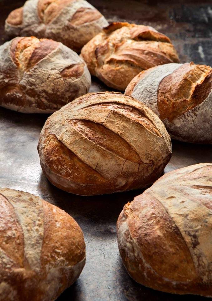 Soderberg bread loaves