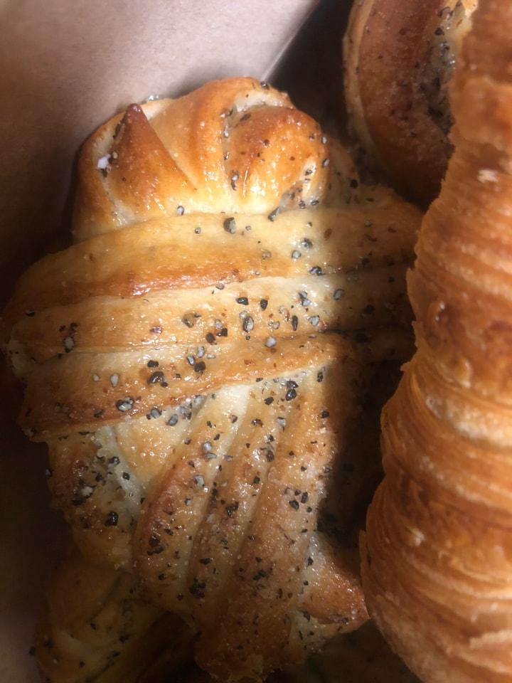Fresh buns from Non solo bar 13/11