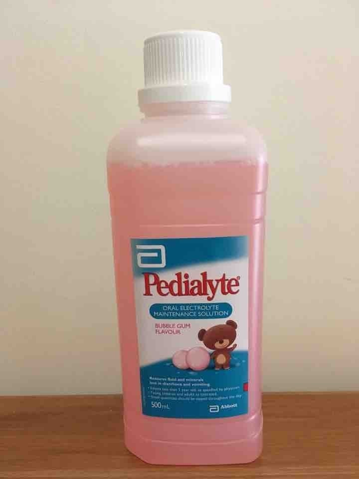 Pedialyte for children - still sealed