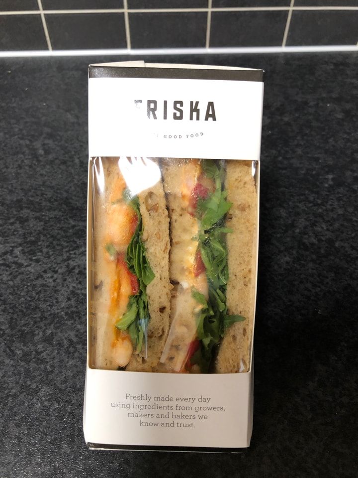 FRISKA - Fishy sandwich