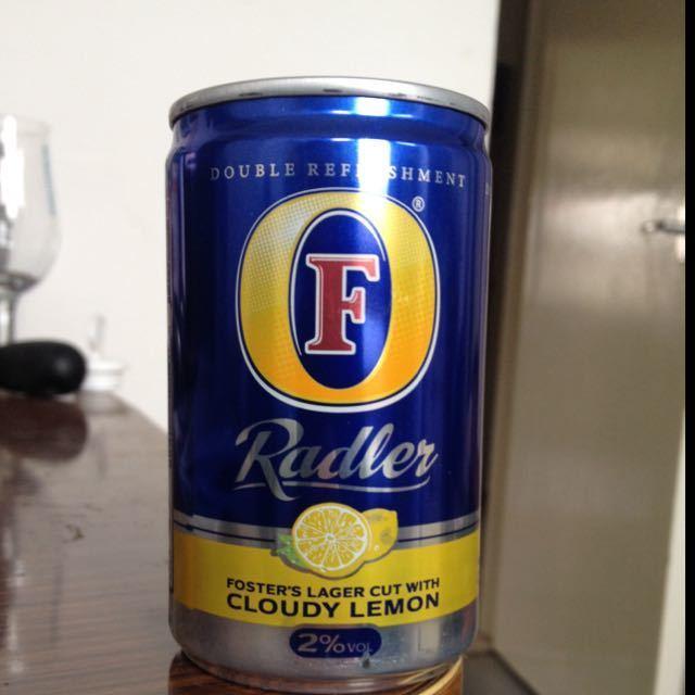 Fosters Radler
