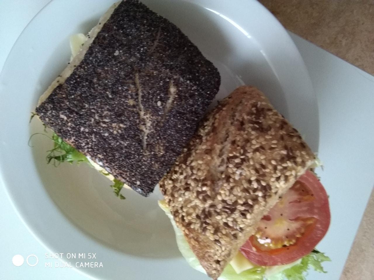 Fesch sandwich from les petits boudins