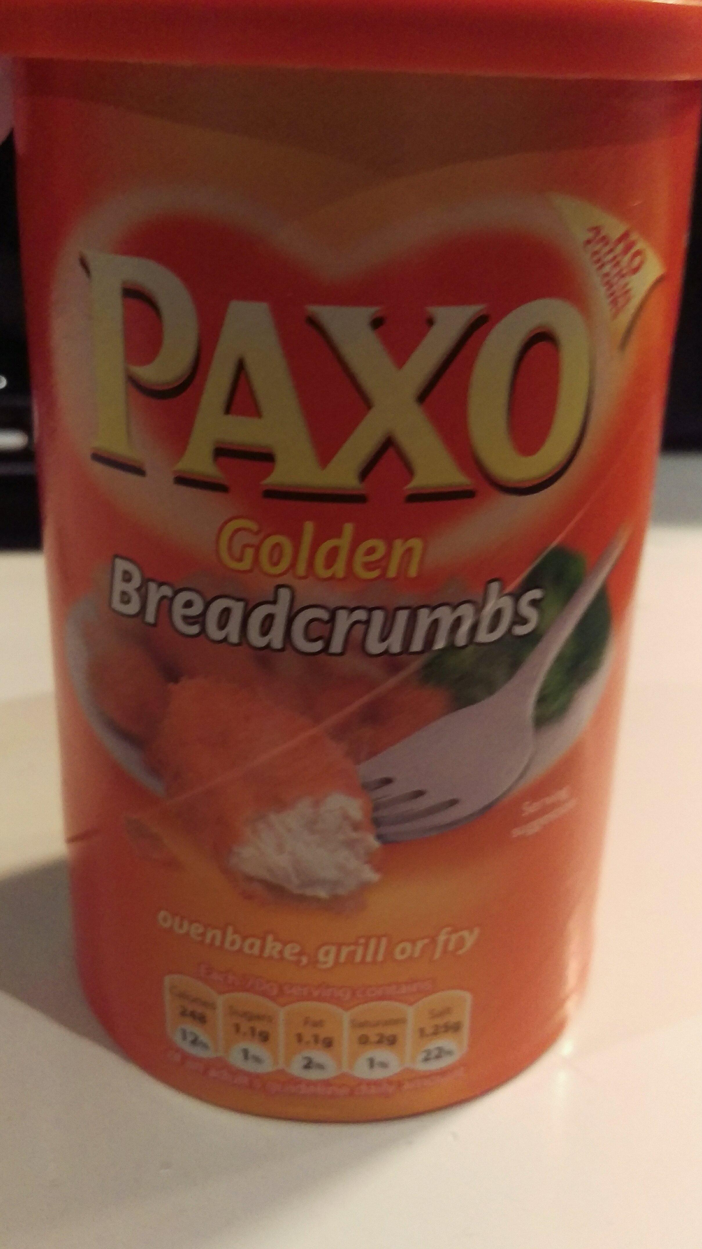 Paxo Breadcrumbs