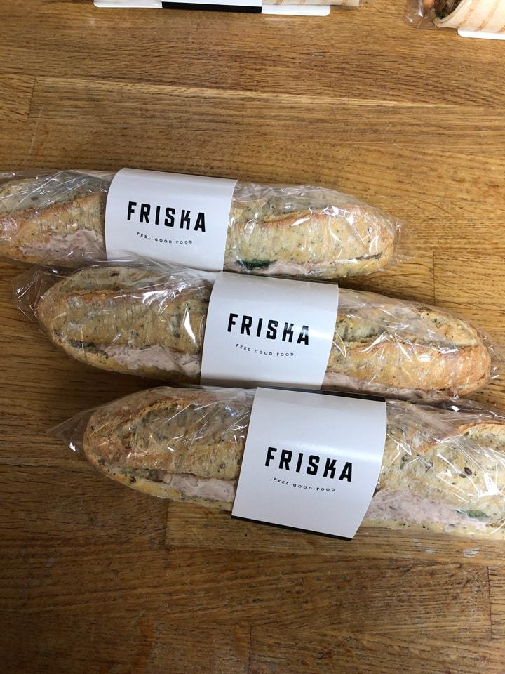 FRISKA tuna baguettes x 1