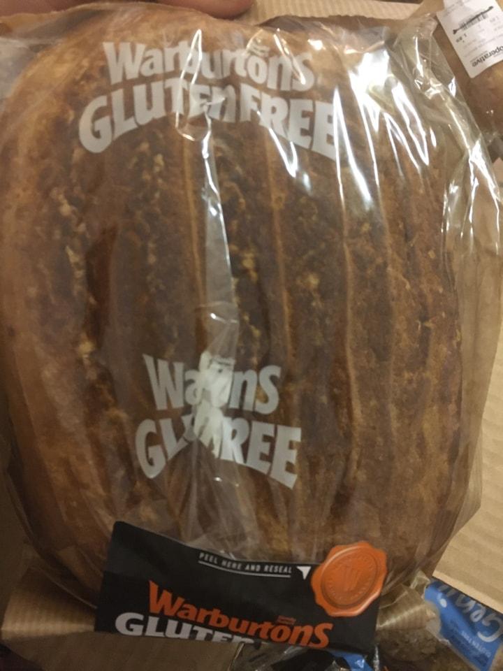 Gluten free loaf