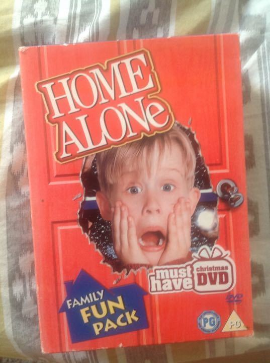 Home Alone dvs