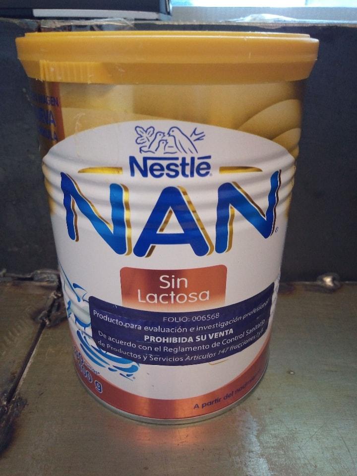 Leche NAN