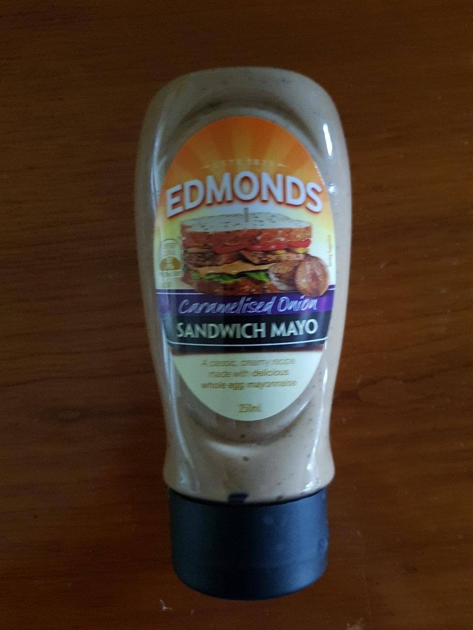 Sandwich mayo