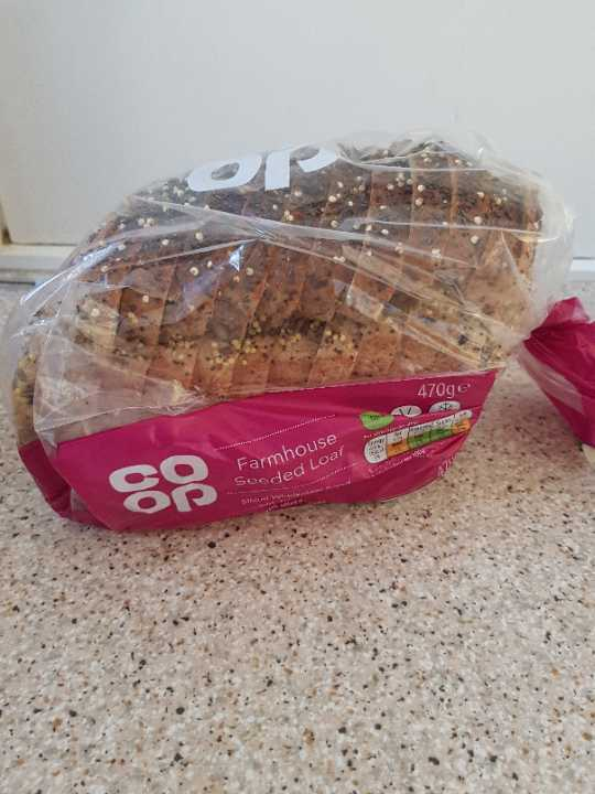 Coop Farmhouse Seeded Loaf