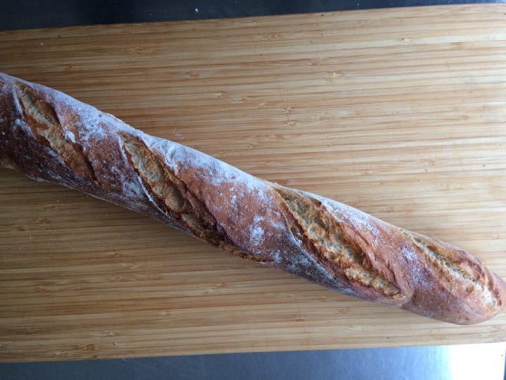 1 fresh baguettes