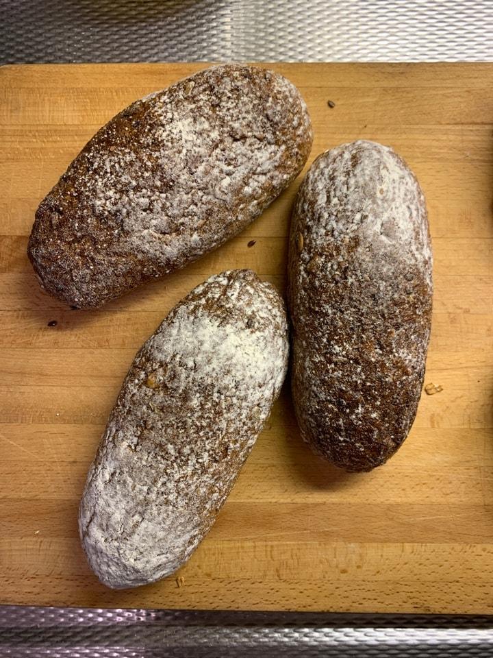 Bread roll x6 - PESSO 30/3