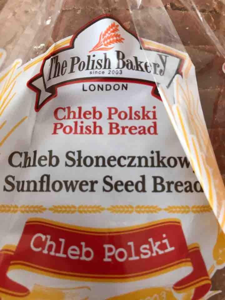 Polish sunflower seed bread