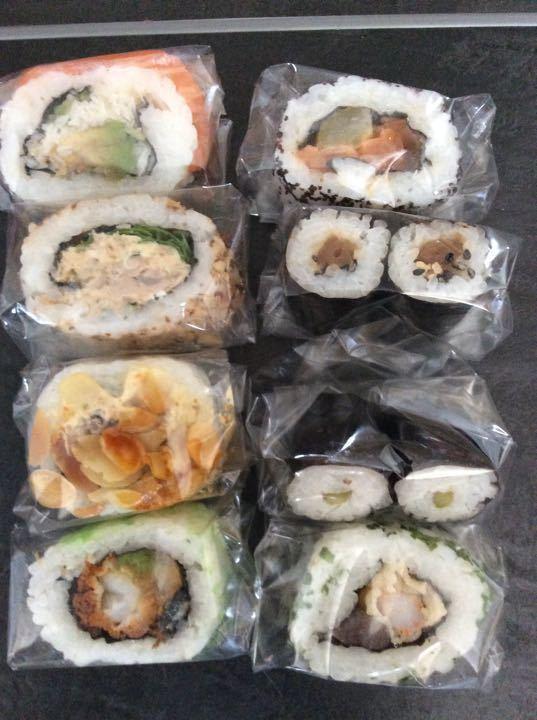 Bento Sushi mix 4