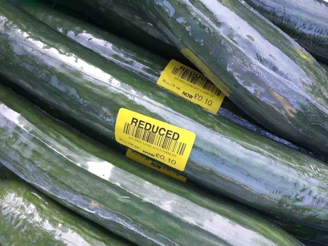 medium cucumbers