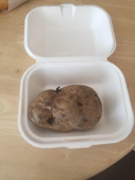 Jacket potatoe