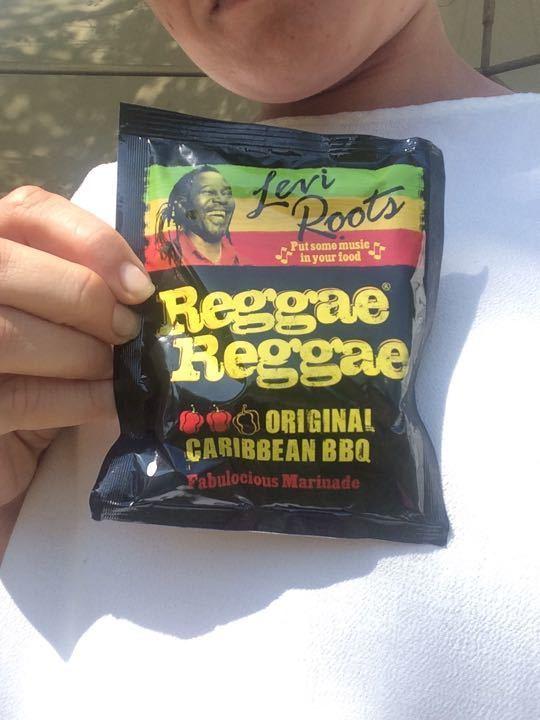 Reggae reggae Caribbean bbq sauce