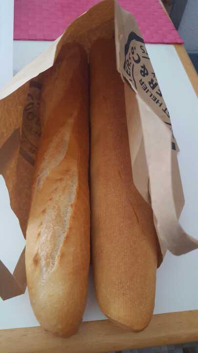 Whole baguette