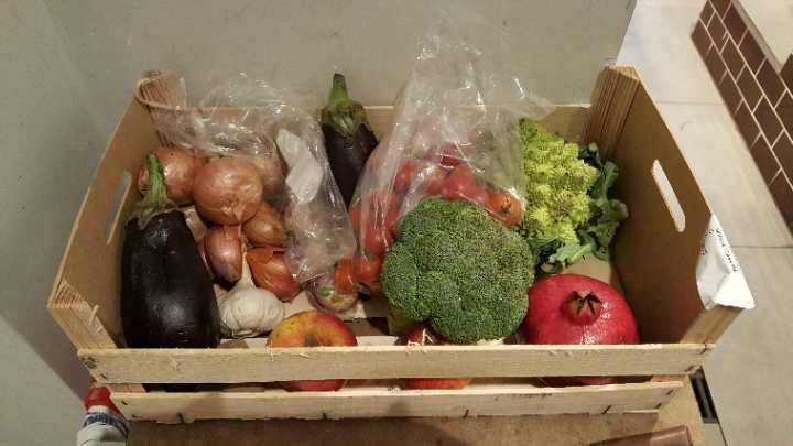 Waste Fruit and Veg Natoora
