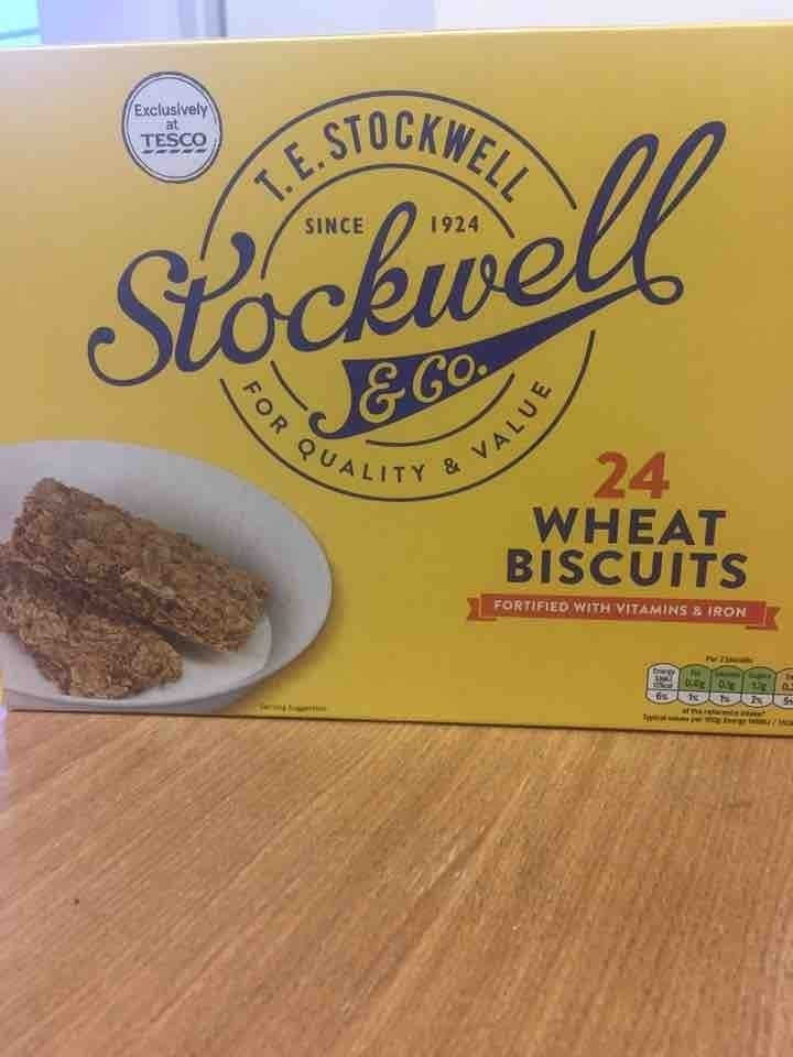 Wheat biscuits