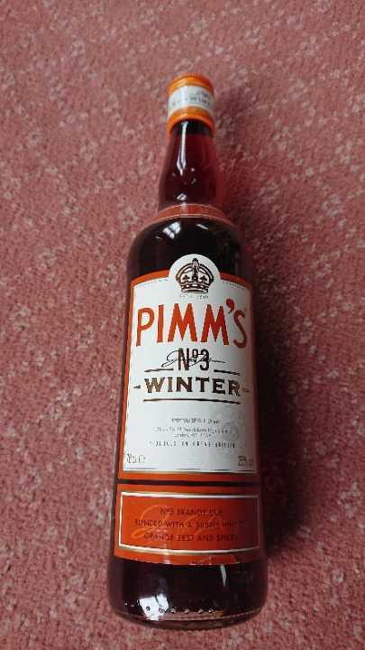 Winter Pimms