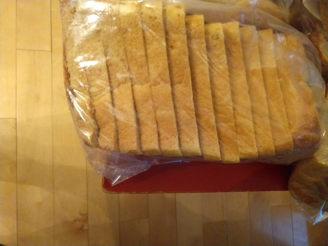 Vegan sourdough loaves and rolls