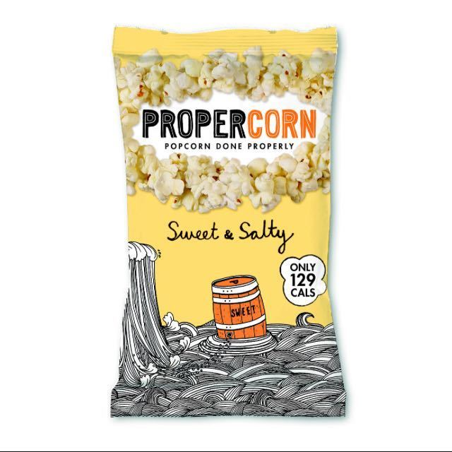 Sweet and Slaty ProperCorn