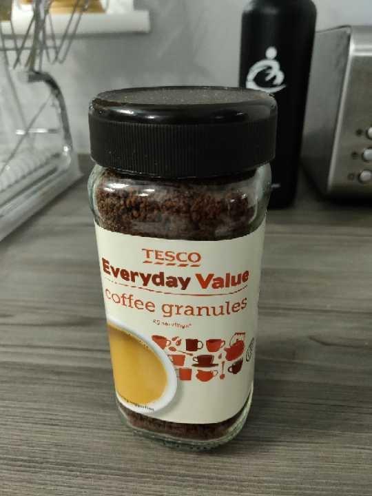 100g Tesco coffee