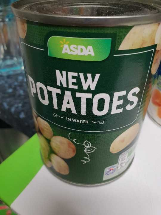 Outdated new potatoes (sep 2018)
