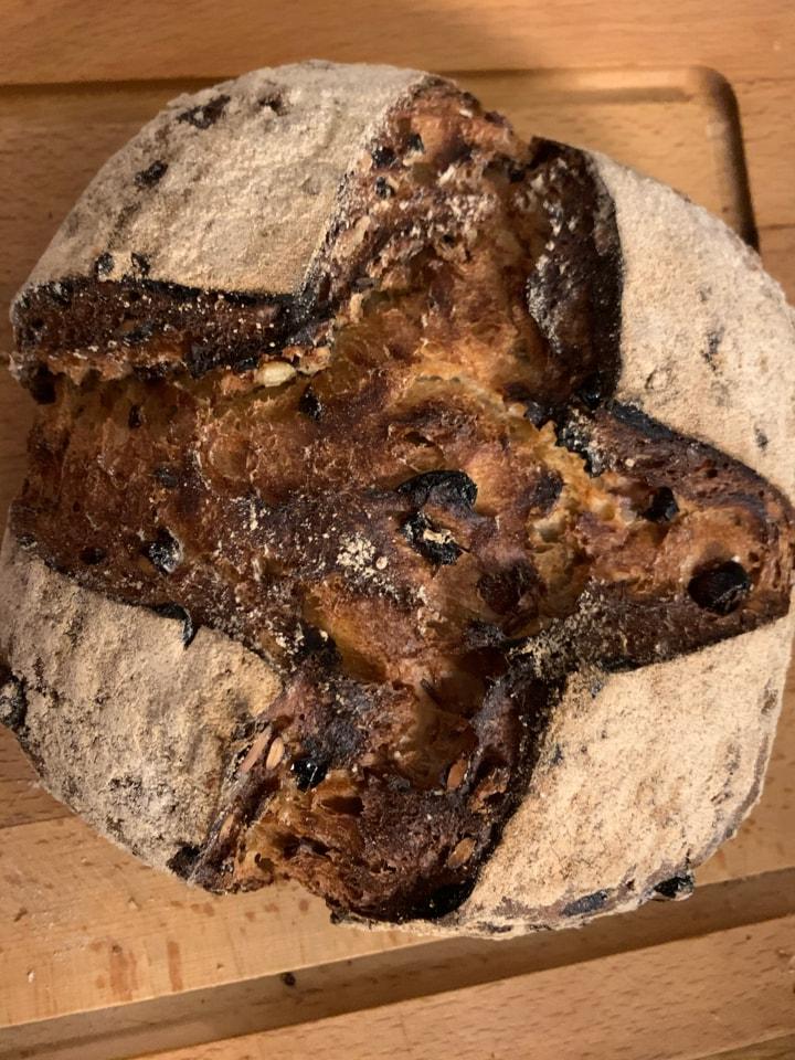 Freshly baked from Brunkebergs bageri