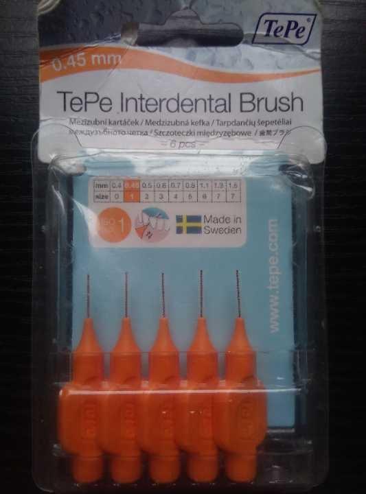5pcs interdental brushes