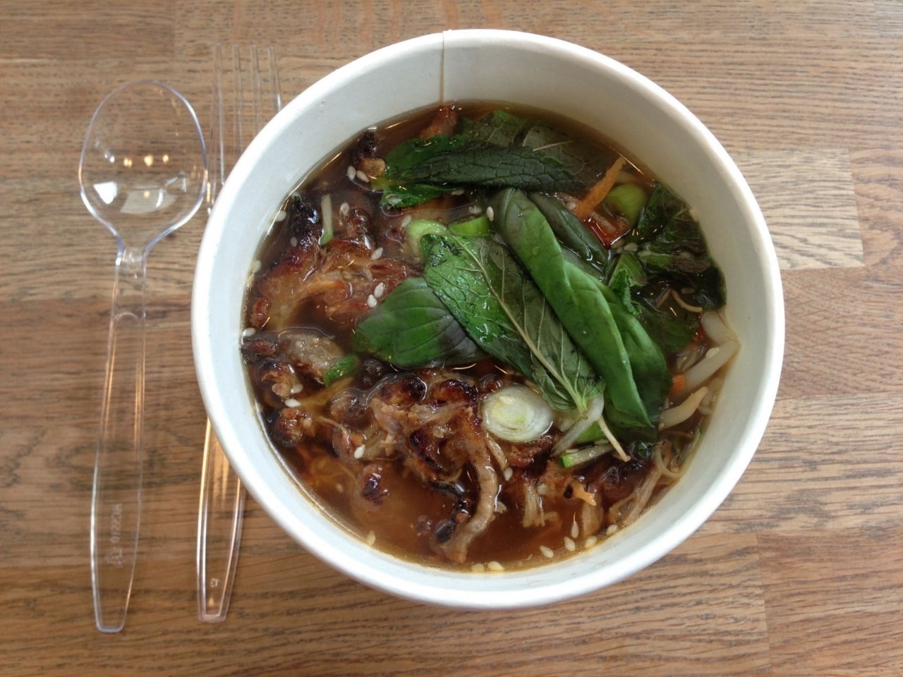 Delicious Leftover Noodles - FRISKA
