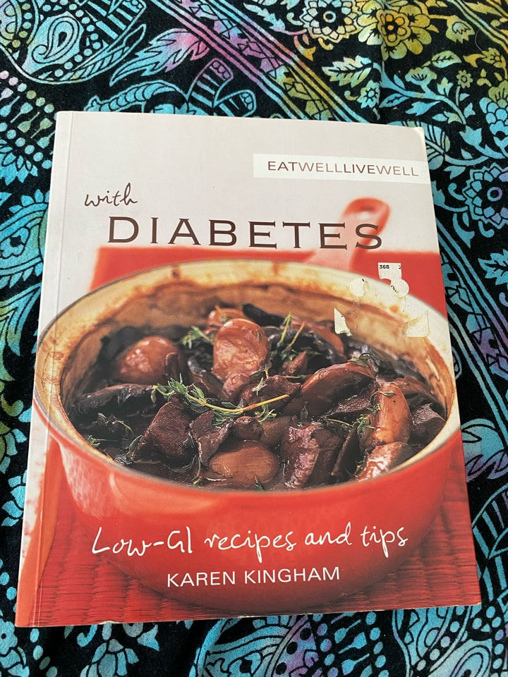 Diabetes cook book