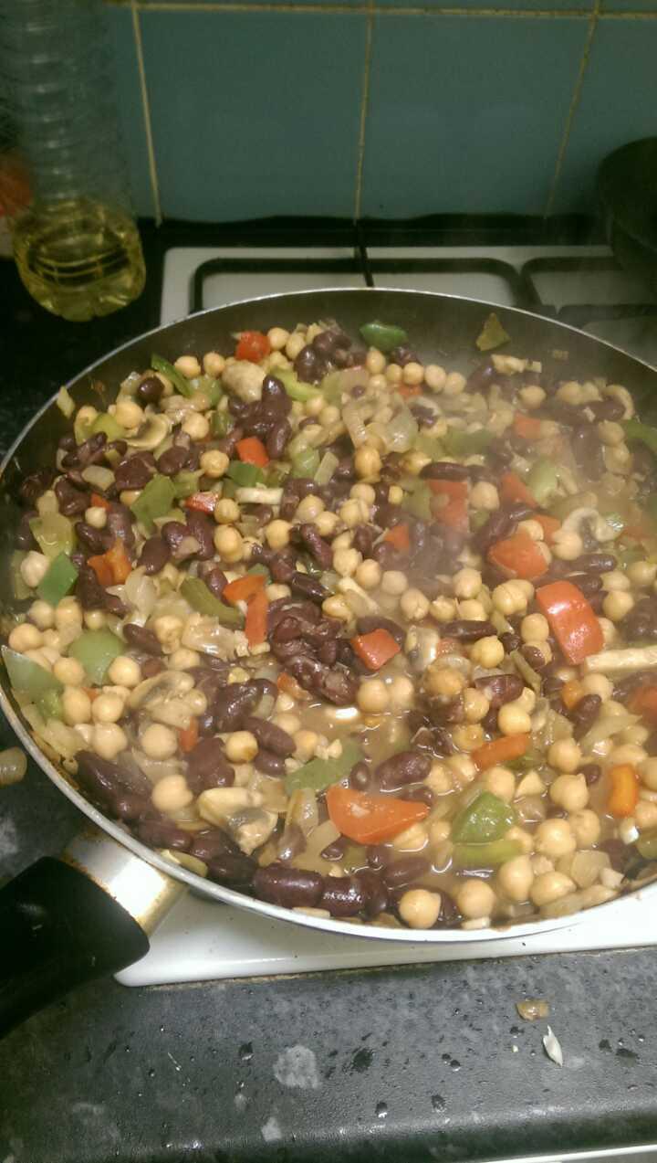 Vegan chilli