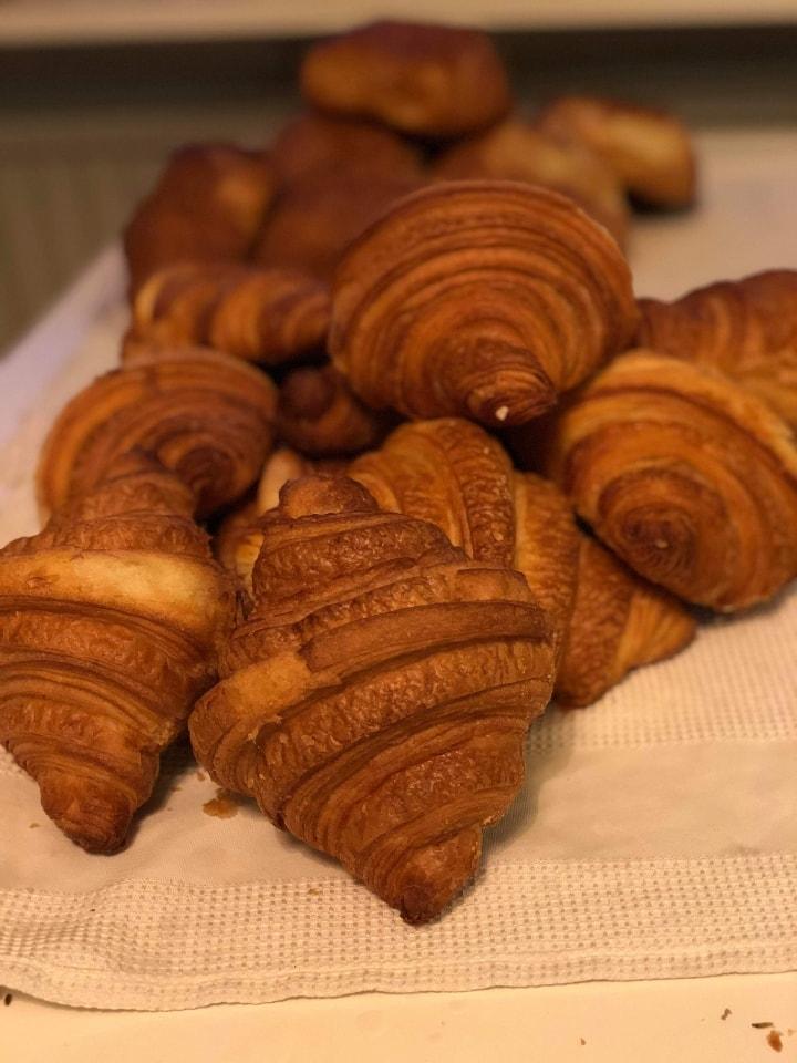 Croissants 4 pices