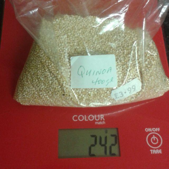 Quinoa - 242g