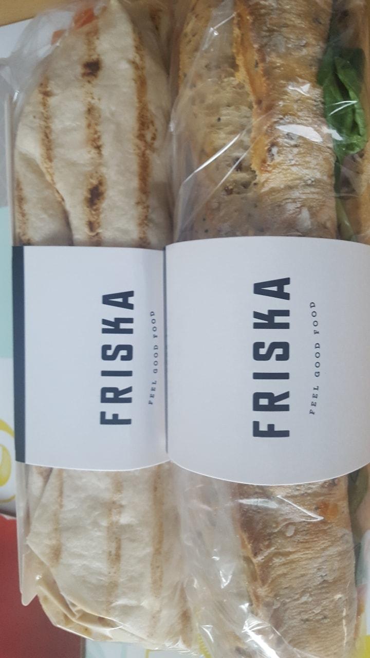 FRISKA baguettes and wraps