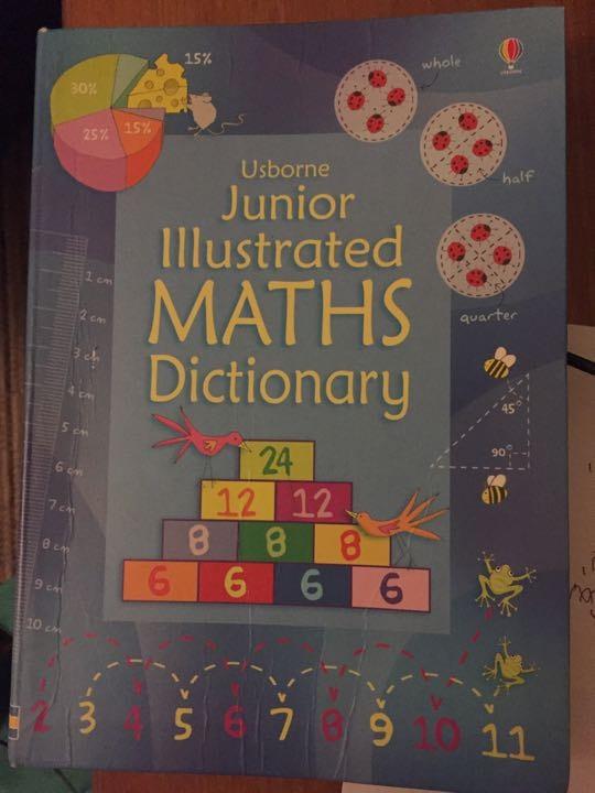 Junior Maths Book
