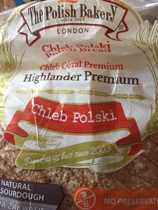 Polish highlander sourdough