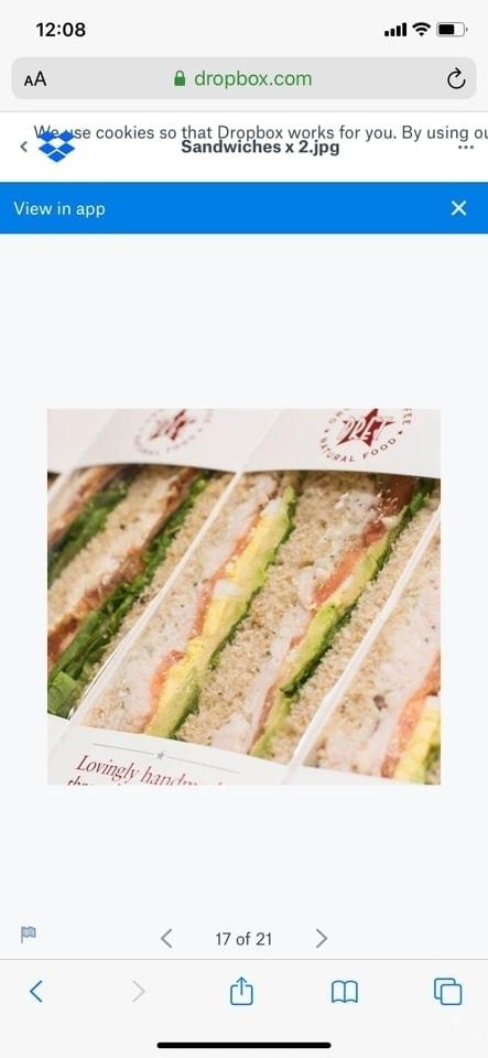 Best Ever BLT Sandwich