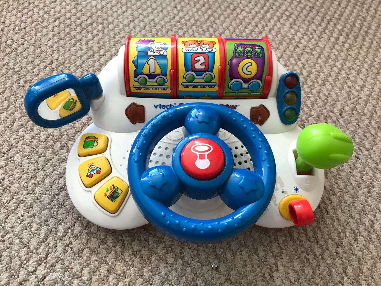 Vtech Driving Toy