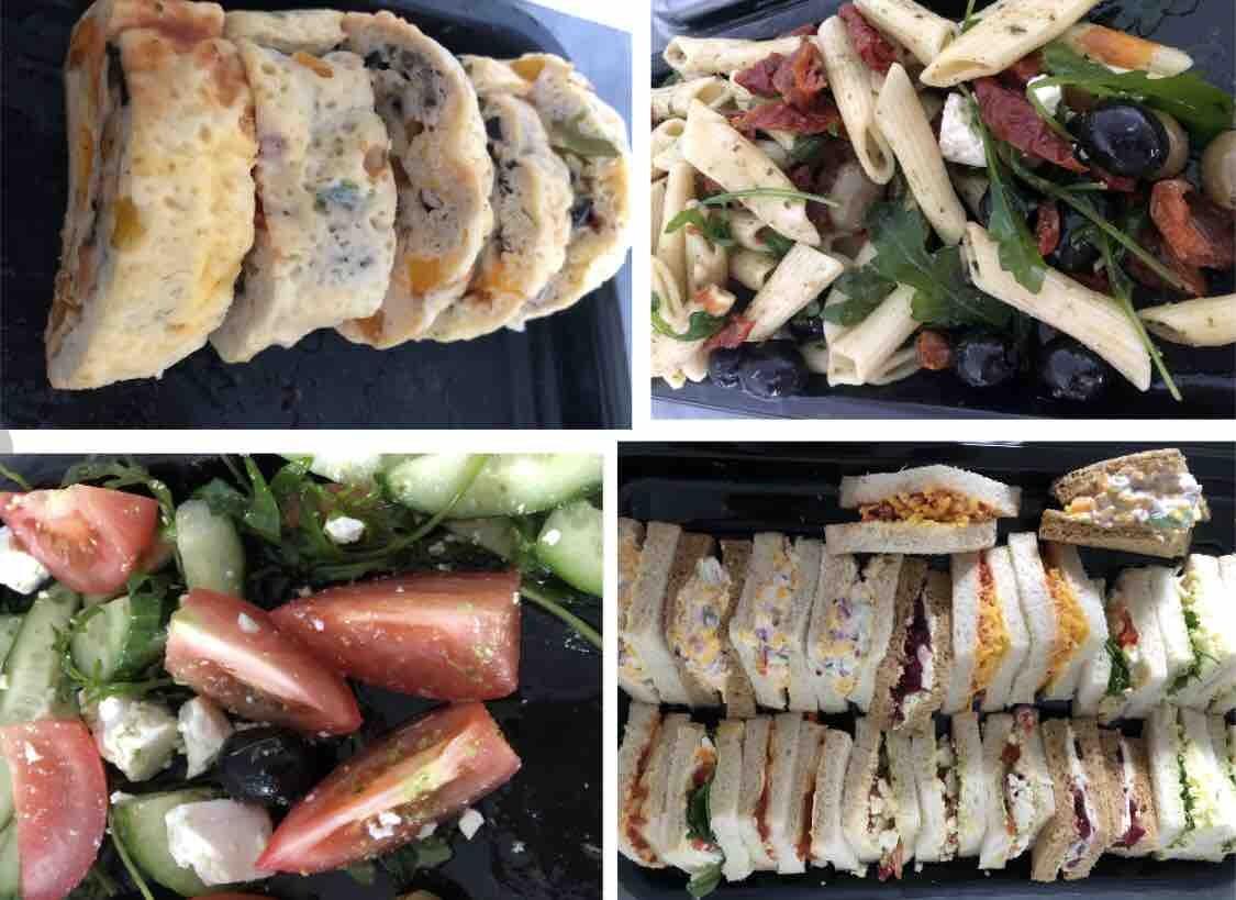 SHRC Event - ALL Vegetarian
