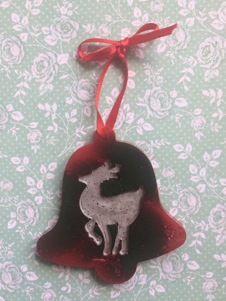 Reduced!Christmas hanging decoration