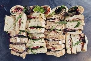 Great sandwiches: Fresh-made today! - FRISKA