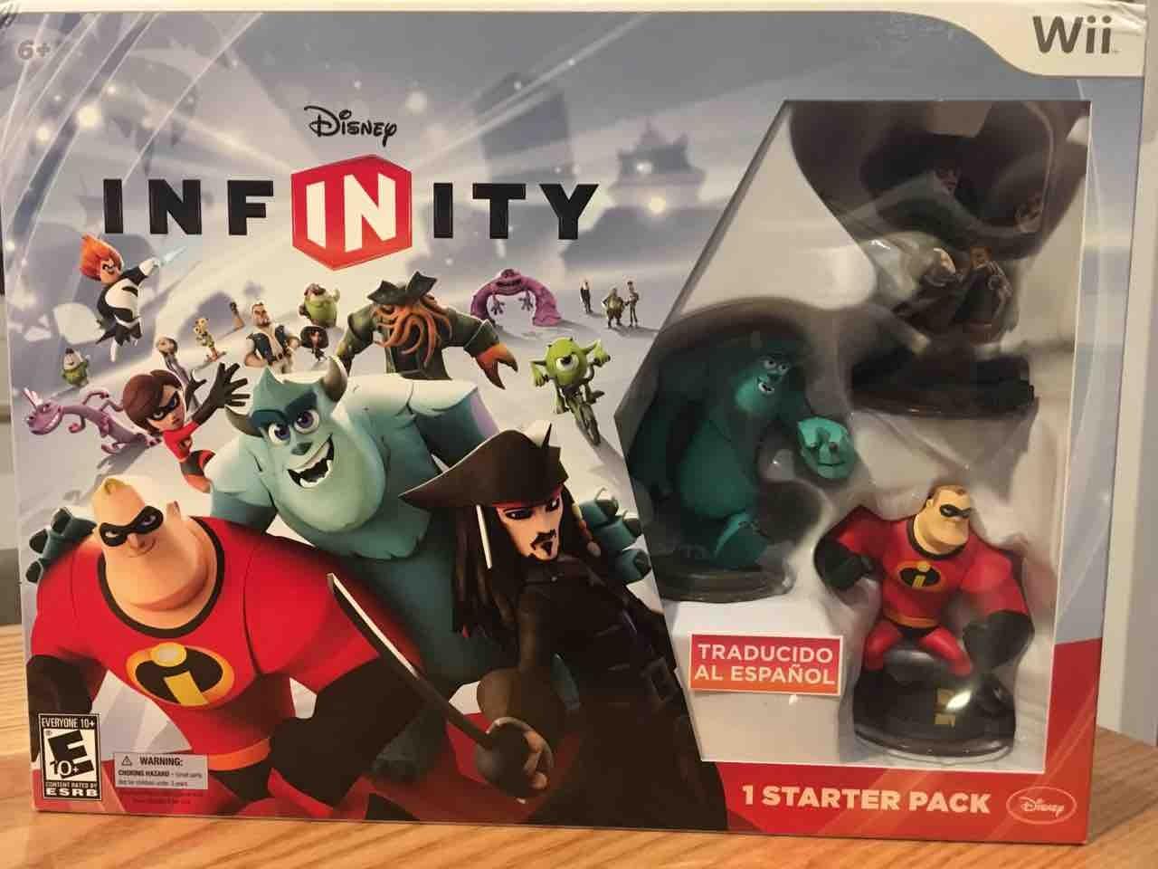 Wii infinity