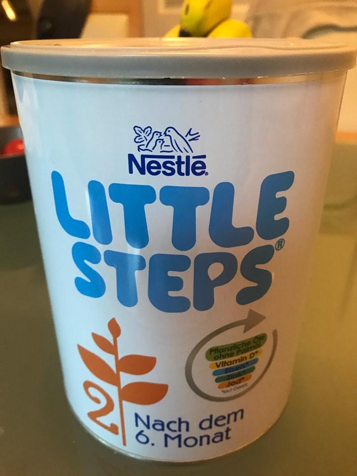 Nestle Little Steps Formula 6 months plus