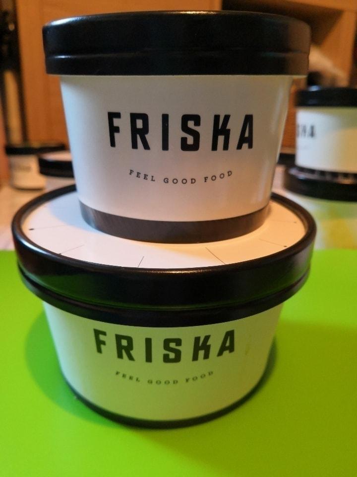 Friska Minty Pea Soup (Veggie)