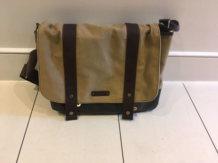 Unisex Storksak Changing Bag