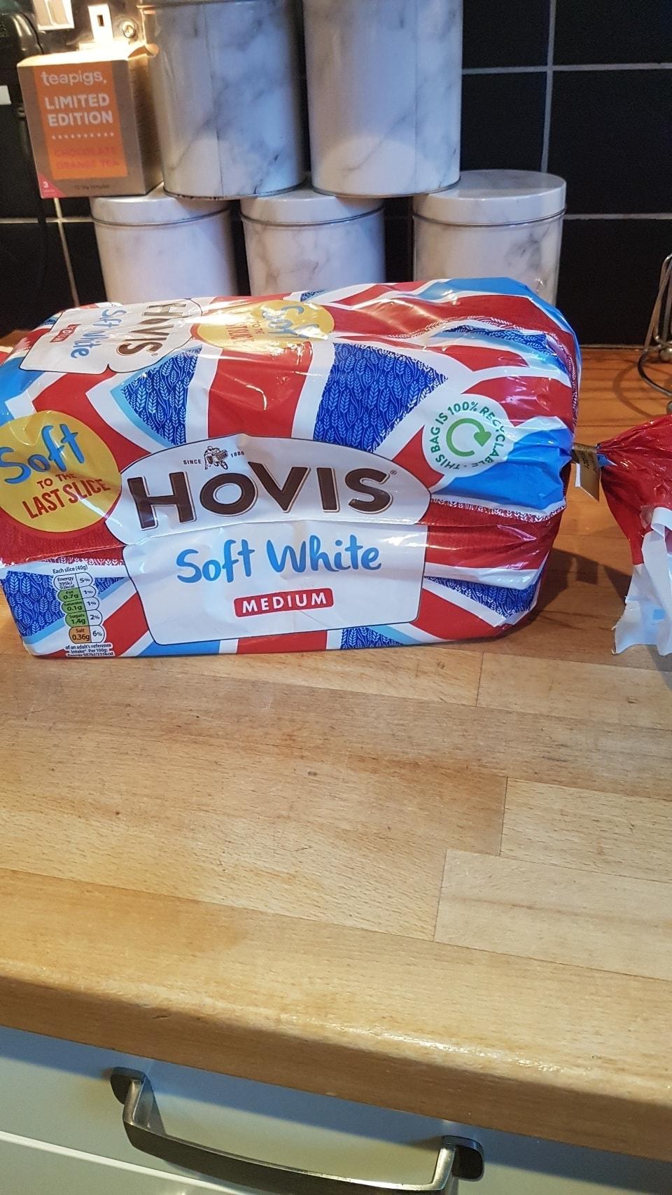 Hovis medium bread